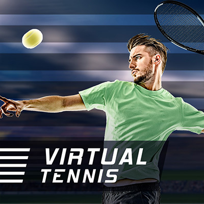 Virtual Tennis Sports Virtuels