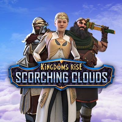 Kingdoms Rise scorching clouds Casino Games