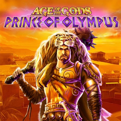 Age of the Gods -Prince of Olympus Age of the Gods