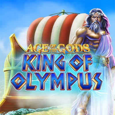 Age of the Gods - Olympus Jackpots